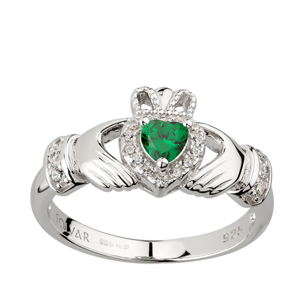 8285befc82491 Claddagh Rings - Fallers | Claddagh Ring, Engagement Ring, Wedding Band