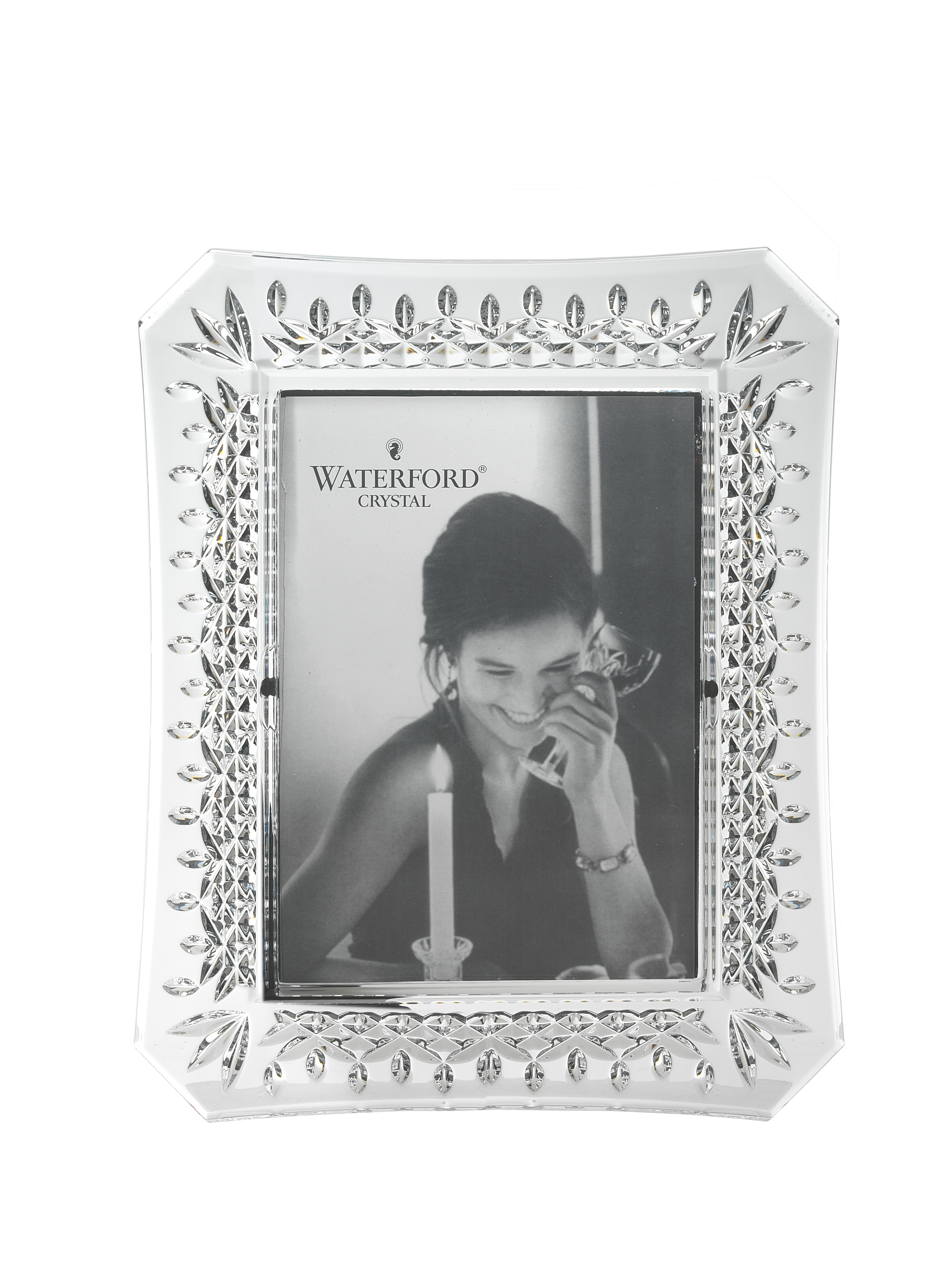 Waterford Crystal Lismore 8x10 Picture Frame | Waterford Crystal ...